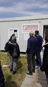 Sportello Presidio Caritas a Borgo Hermada