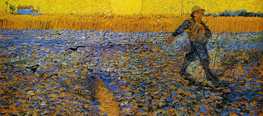 Seminatore Van Gogh
