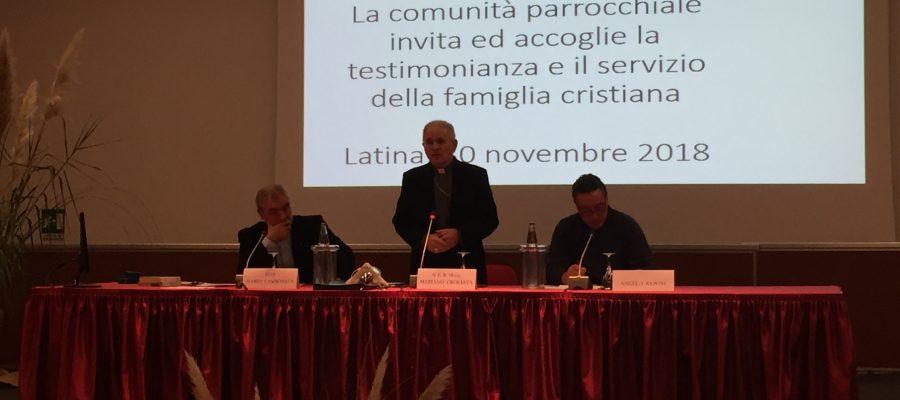 convegno diocesi di Latina