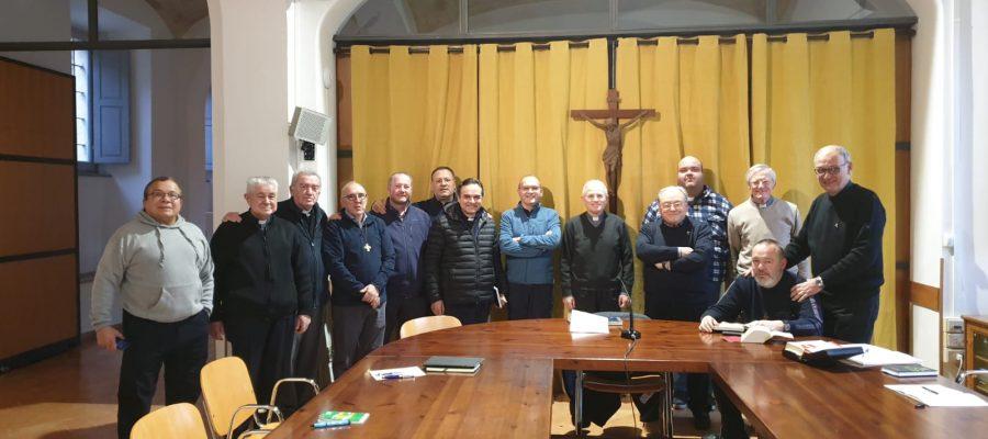 Esercizi spirituali clero 2019