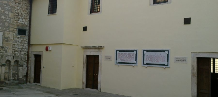 museo arte sacra Sezze
